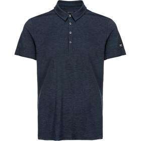 super.natural Parzi Poloshirt Heren, navy blazer melange